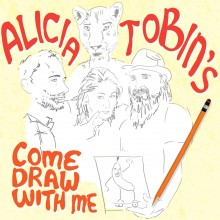 alicia tobin come draw with me