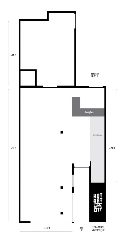 HAWC floorplan
