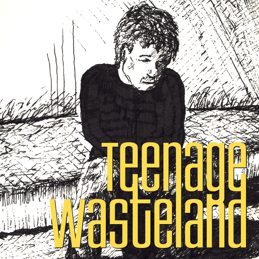analysis of teenage wasteland